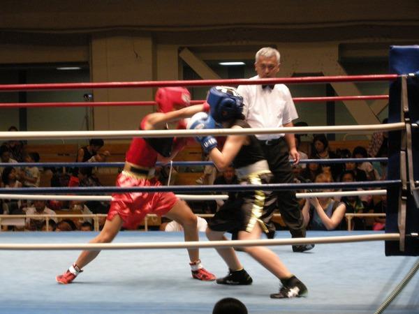 第7回U-15ボクシング全国大会
