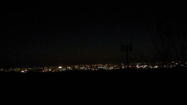 根引峠の夜景☆