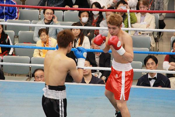 日下部竜也試練のボクシングデビュー戦!