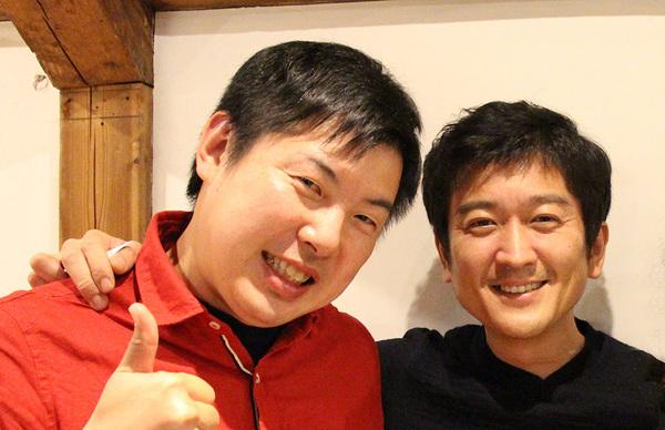 日本食べる通信リーグ代表高橋さんにお会いできました♪