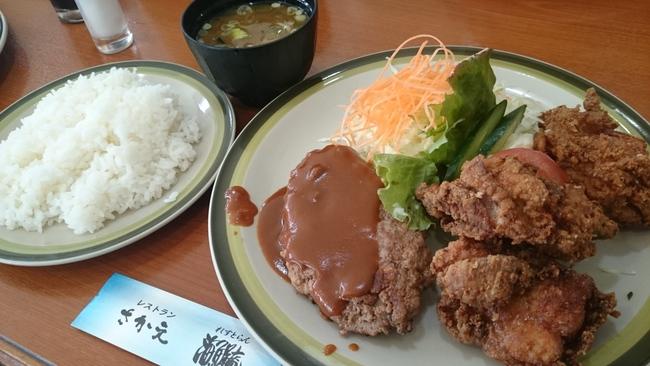レストランさかえ(西尾市)で満腹ランチ♪