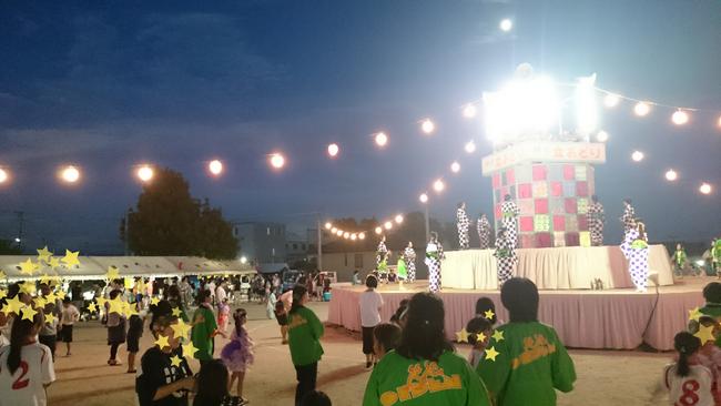 BON-ODORI 盆踊り
