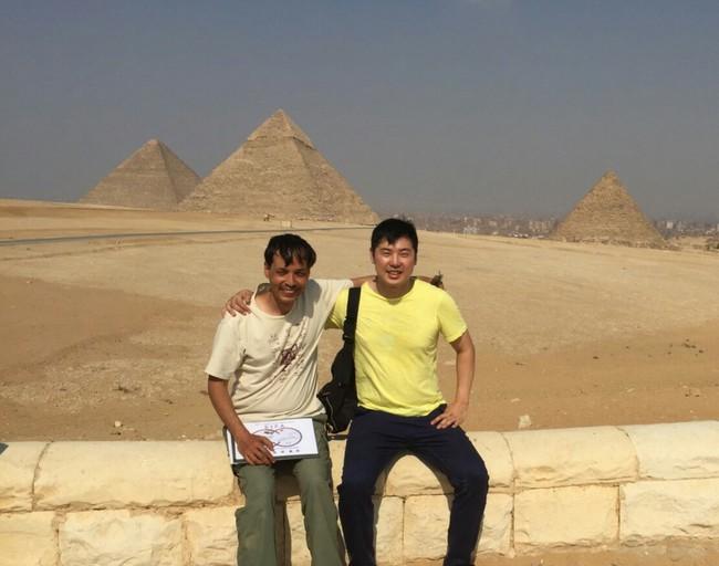 オラ、エジプトさいぐだー①古代エジプト文明見てきただ