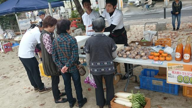夢農人大収穫祭開催中☆