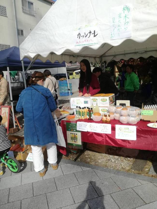 視察を受け入れました☆栃木県農家団体カッシナーレ様