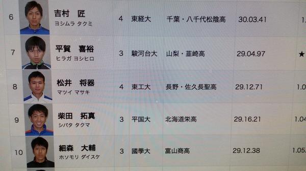 下山から箱根駅伝に!