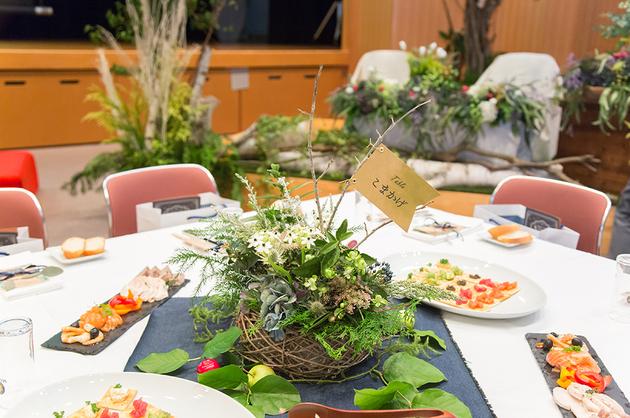 農家の手作り結婚式⑤農協ホールで披露宴