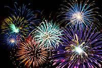 岡崎豊田の花火大会に向けて!!準備は進んでいますか?オードブル、割箸、紙おしぼり、ごみ袋などなど!!