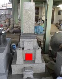 お墓の構造 (和型)3