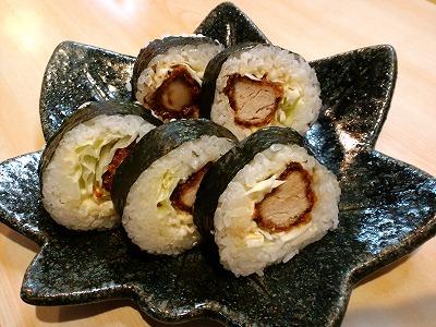 大林グルメ探し③新寿司