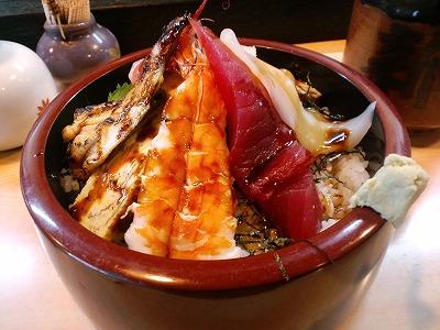 大林町「新寿司」のあがり