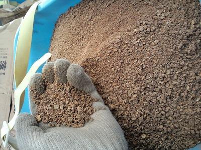 天然肥料落花生粕
