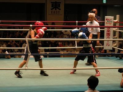 U-15ボクシング全国大会