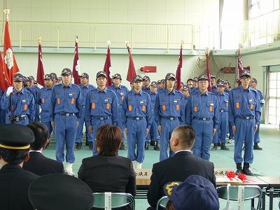 消防団という組織