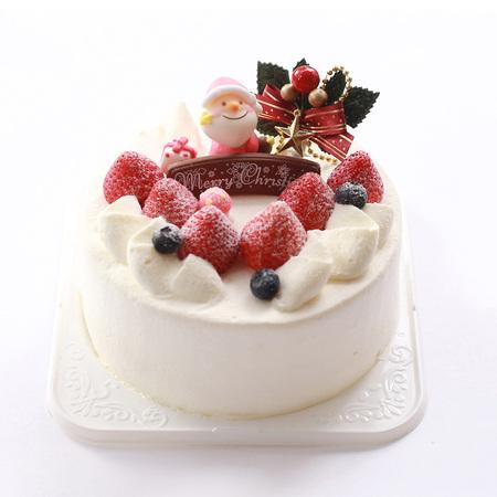生クリームクリスマスケーキ!