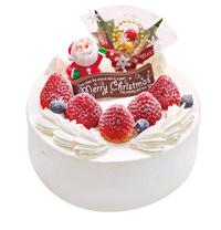 クリスマスケーキの定番!生クリームケーキ!