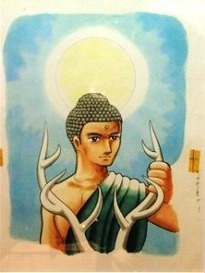 漫画家による仏の世界展 (本編)