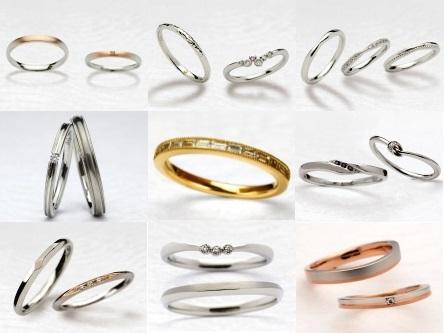 当店で、一番人気の結婚指輪
