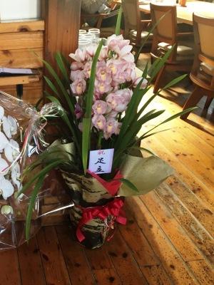 Cafe 『まんさくの花』さんへ行って来ました。
