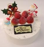 クリスマスケーキの予約開始しました!!