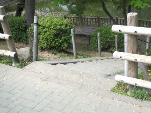 純情きらり『手形の道』 さんぽ例  - その18 -