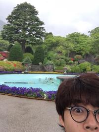 新婚旅行中でゲス(^o^)/