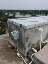 ㈱快活水産 インド仕様の水浄化…