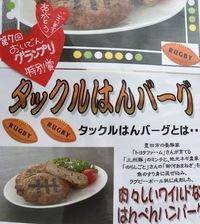 肉肉しいはんぺんハンバーグ!