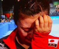 泣き虫愛ちゃんがまた泣いた!万感の銅メダル