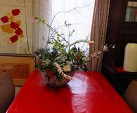午後の賄い花