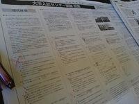 ゲッ! センター試験(*_*;