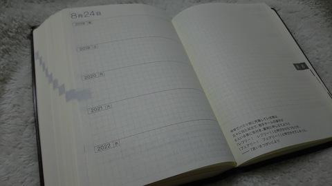 「ほぼ日5年手帳」買ってきました