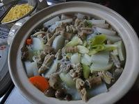 「ガッテン」とモツ鍋と日本酒