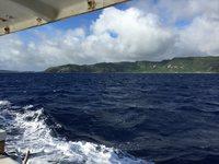 ②JOFI有志会 久米島マグロ釣り いよいよ久米島沖へ出航