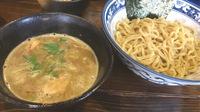 さくらの鶏白湯つけ麺(*˘︶˘*).。.:*♡