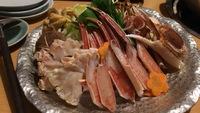 お祝いの日に蟹〜(*ˊૢᵕˋૢ*)