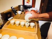 日本茶を楽しむ会が開催されました! 2018/10/10 07:36:08