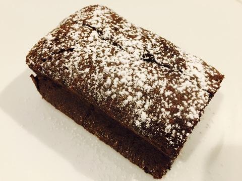 「ほうじ茶&米粉のショコラケーキ」予約販売受付開始!
