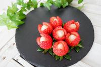 2月16日(金)ながた農園いちご料理&いちごカービング体験イベント開催!