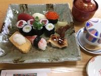 ✨古都鮨の寿司ランチ✨