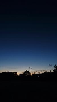 夜明け 2016/12/21 08:33:51