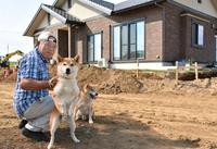 ヘリで屋根から救出された柴犬君たちの話【東日本豪雨】 2017/10/04 01:14:00
