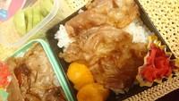 焼き肉弁当