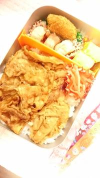 焼肉弁当(お肉大盛)
