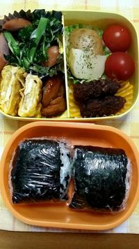 今日のお弁当 2015/03/25 07:20:02