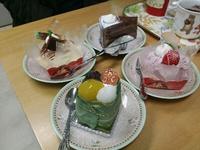 ケーキの差し入れ 2015/03/05 23:21:00