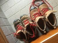 4年履いた靴を新調!