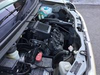 エンジンオイル交換     ラジエーター冷却水 確認
