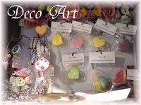 ◆新住人様のご紹介 : デコアート