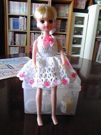 りかちゃん人形の服